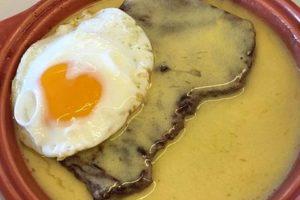 Aprenda a fazer um delicioso Bife à Portugália