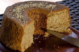 Maravilhoso bolo de aveia light Uma delícia não engorda e é tão fácil de fazer